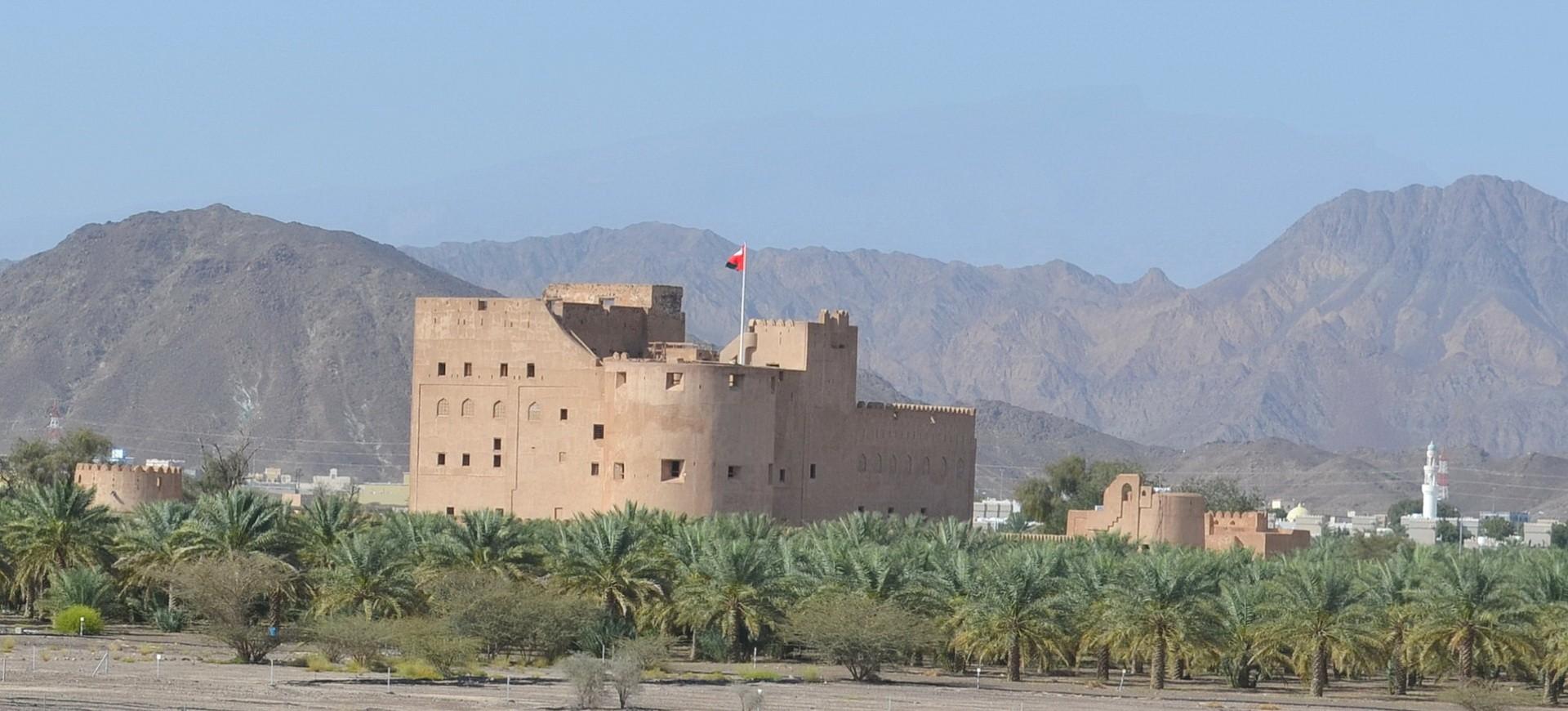 Circuit combiné Oman et Dubai en 13 jours