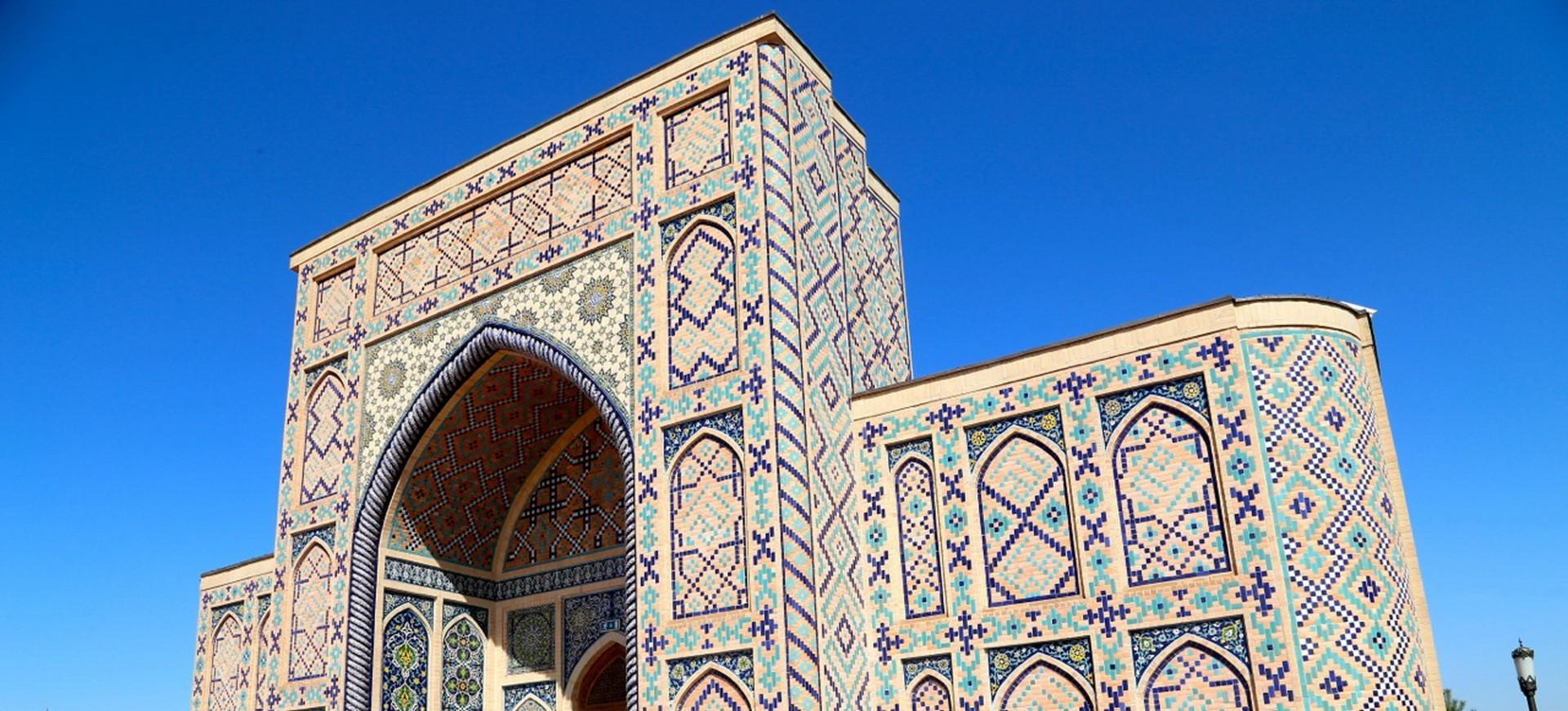 Musée Ulugbek Observatoire à Samarcande en Ouzbékistan