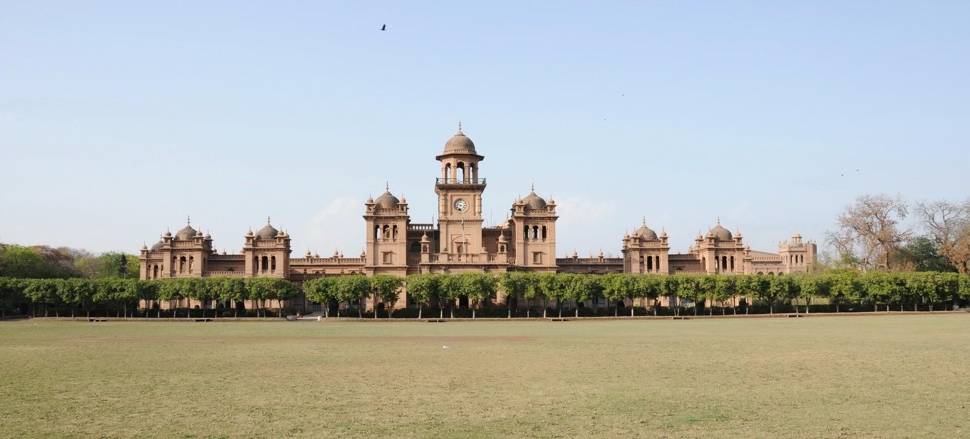 Islamia College à Peshawar
