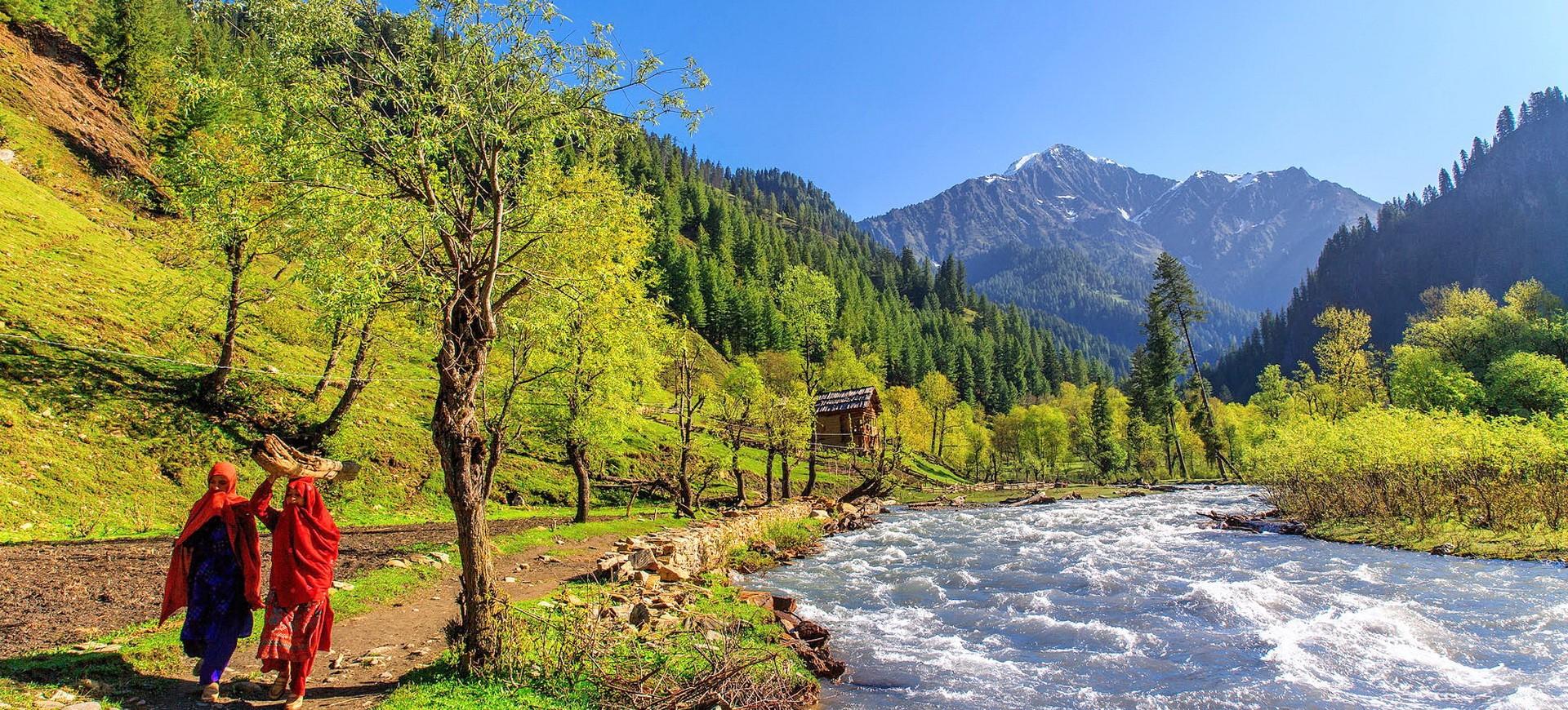 Vallée du Kashmir