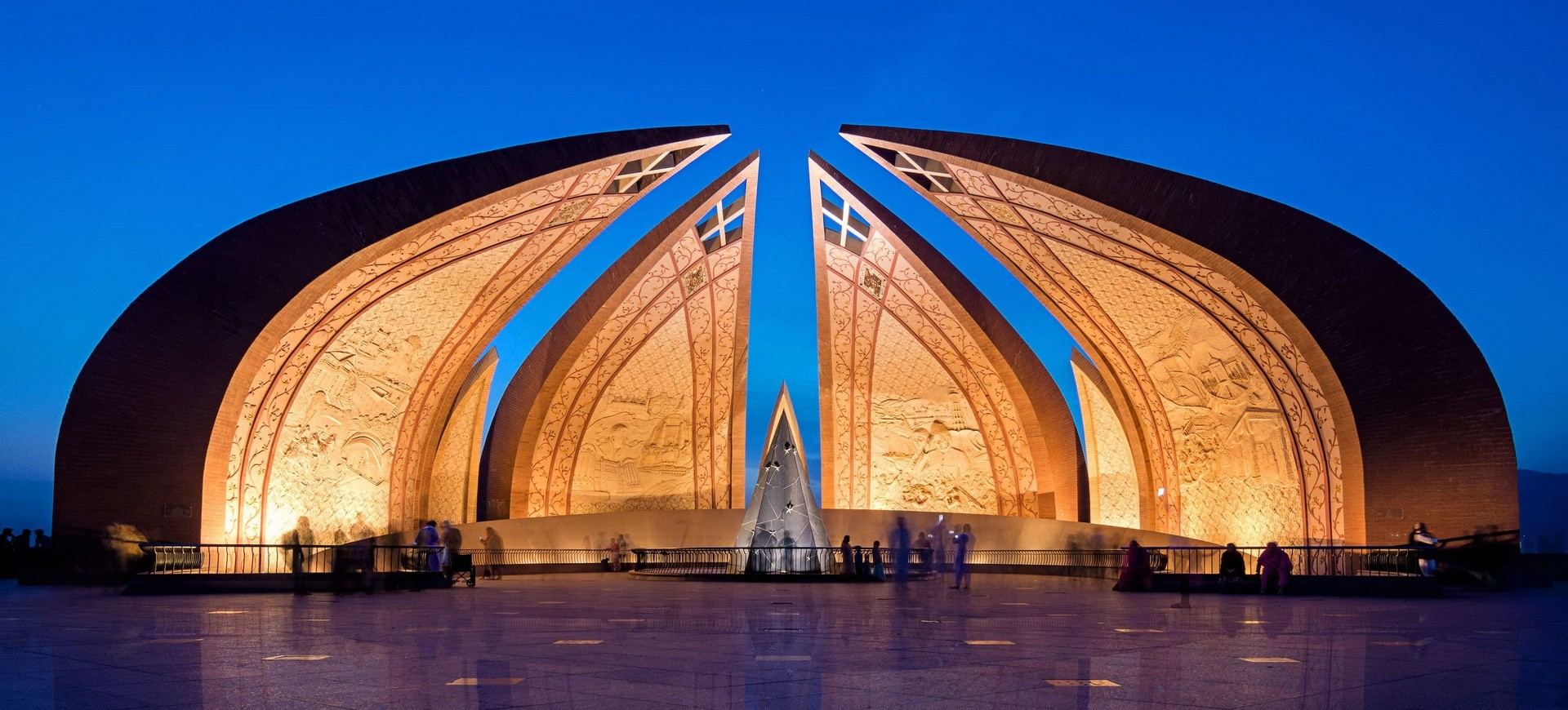Pakistan Monument à Islamabad