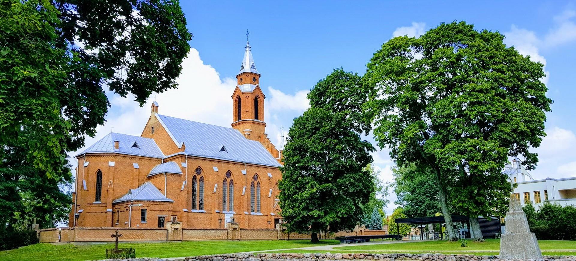 Pays Baltes Lituanie Kernavé