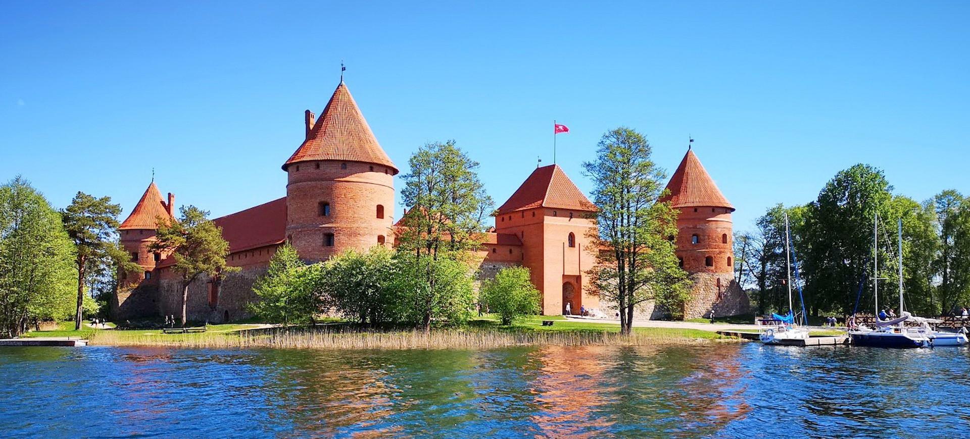 Pays Baltes Lituanie Trakei