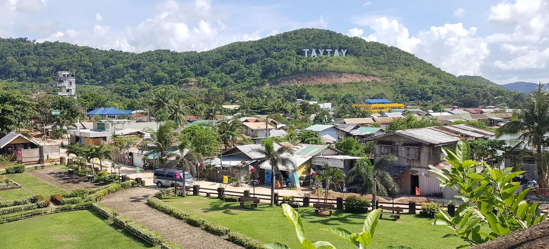 Philippines Ile de Palawan Taytay
