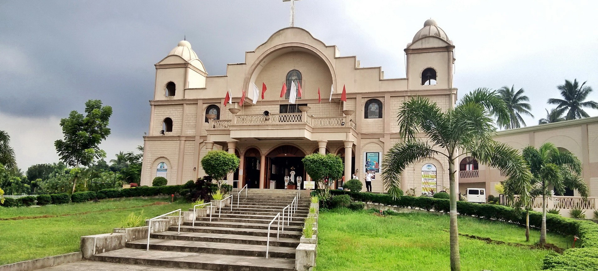Eglise à Manille