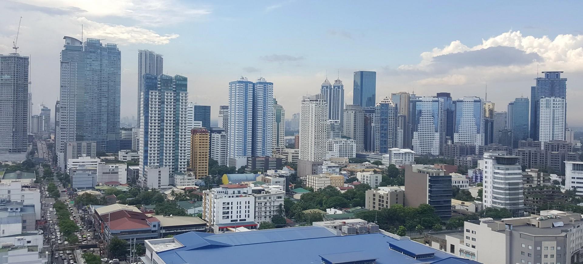 Manille la Capitale des Philippines