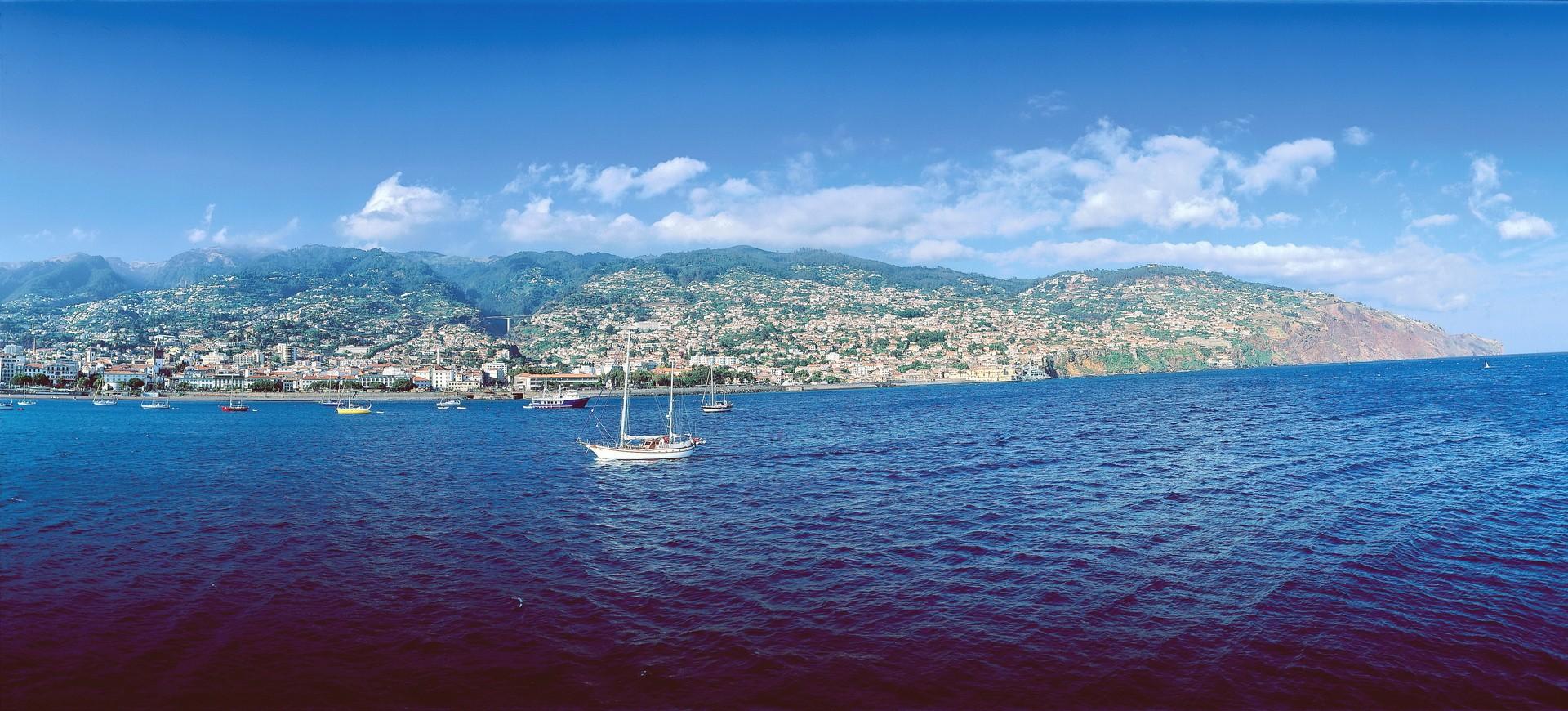 Portugal Ile de Madère Funchal