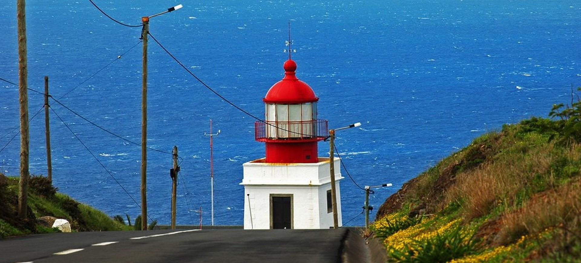 Portugal Ile de Madère Ponta do Pargo