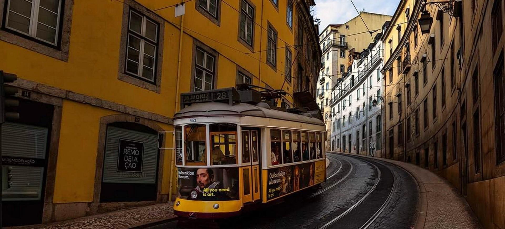 Trame à Lisbonne