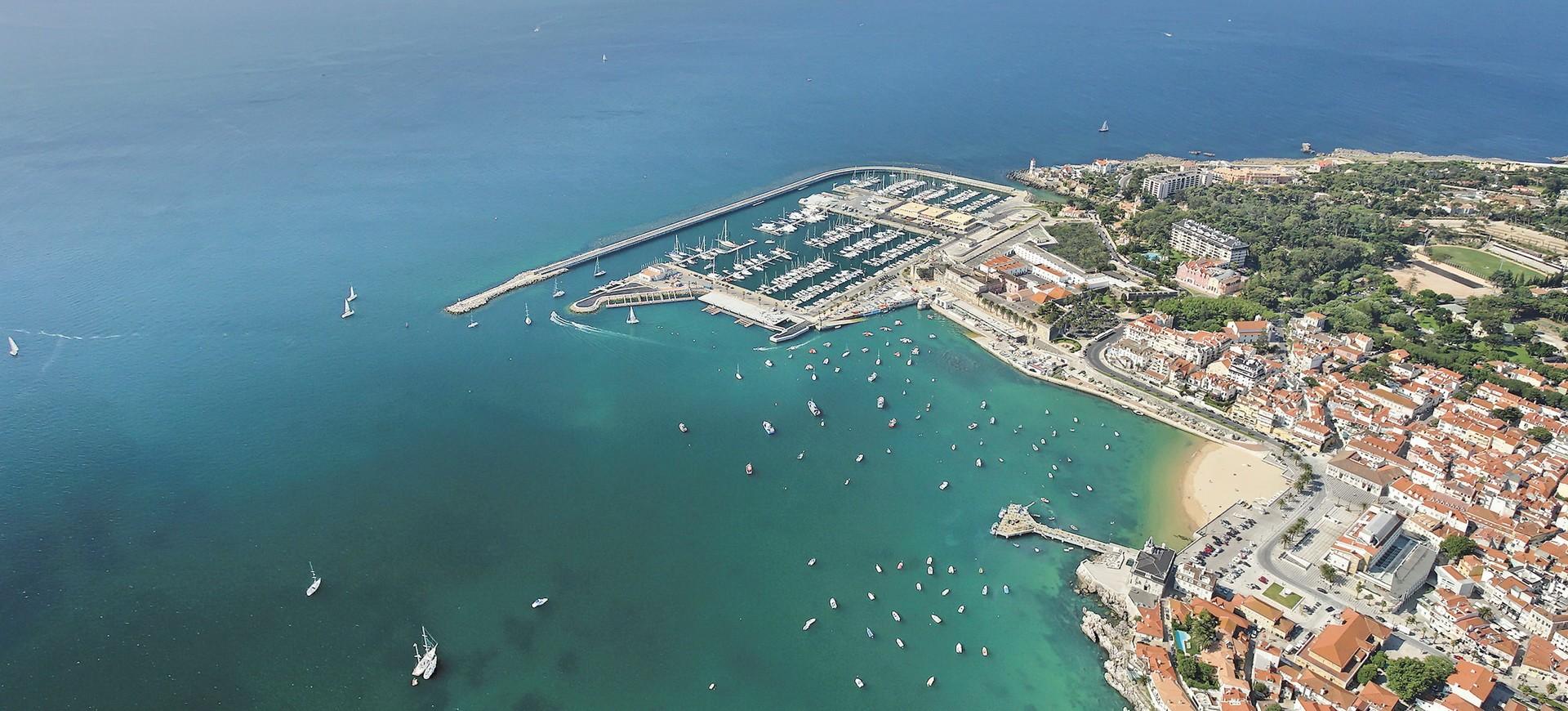 Portugal Estoril Sintra Cascais Marina