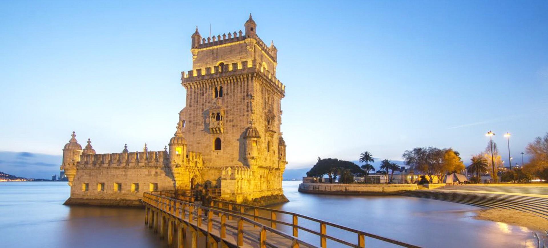 Portugal Lisbonne La Tour Belem