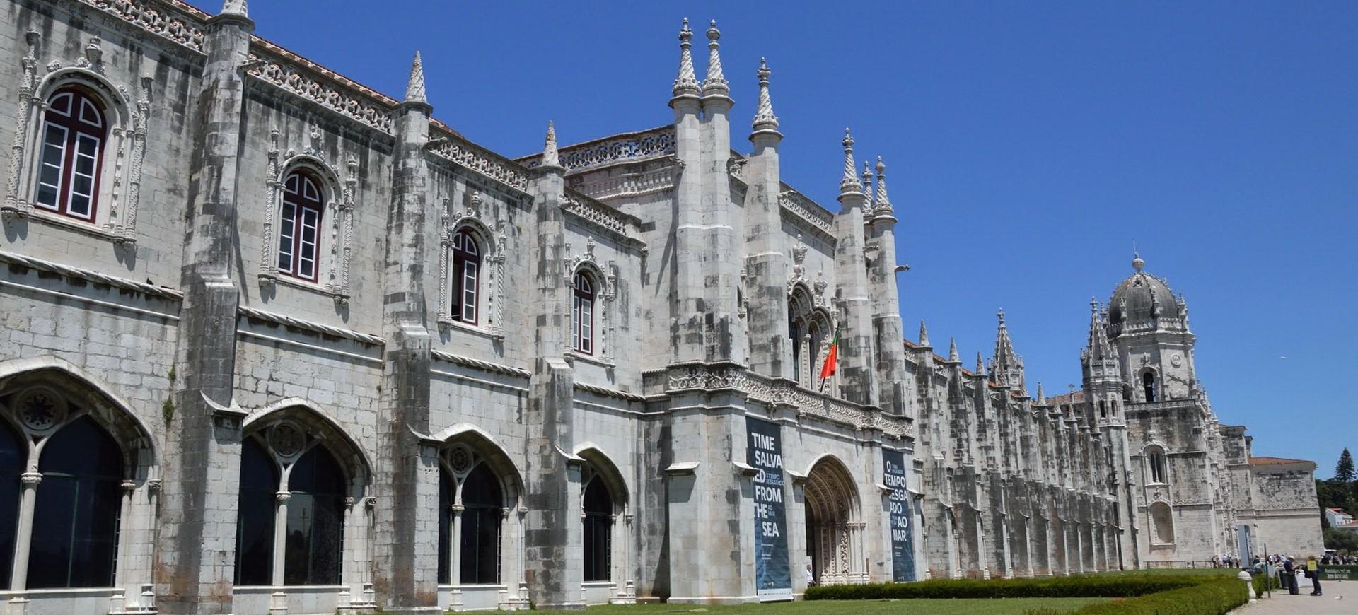 Portugal Lisbonne Monastère de Jeronimos