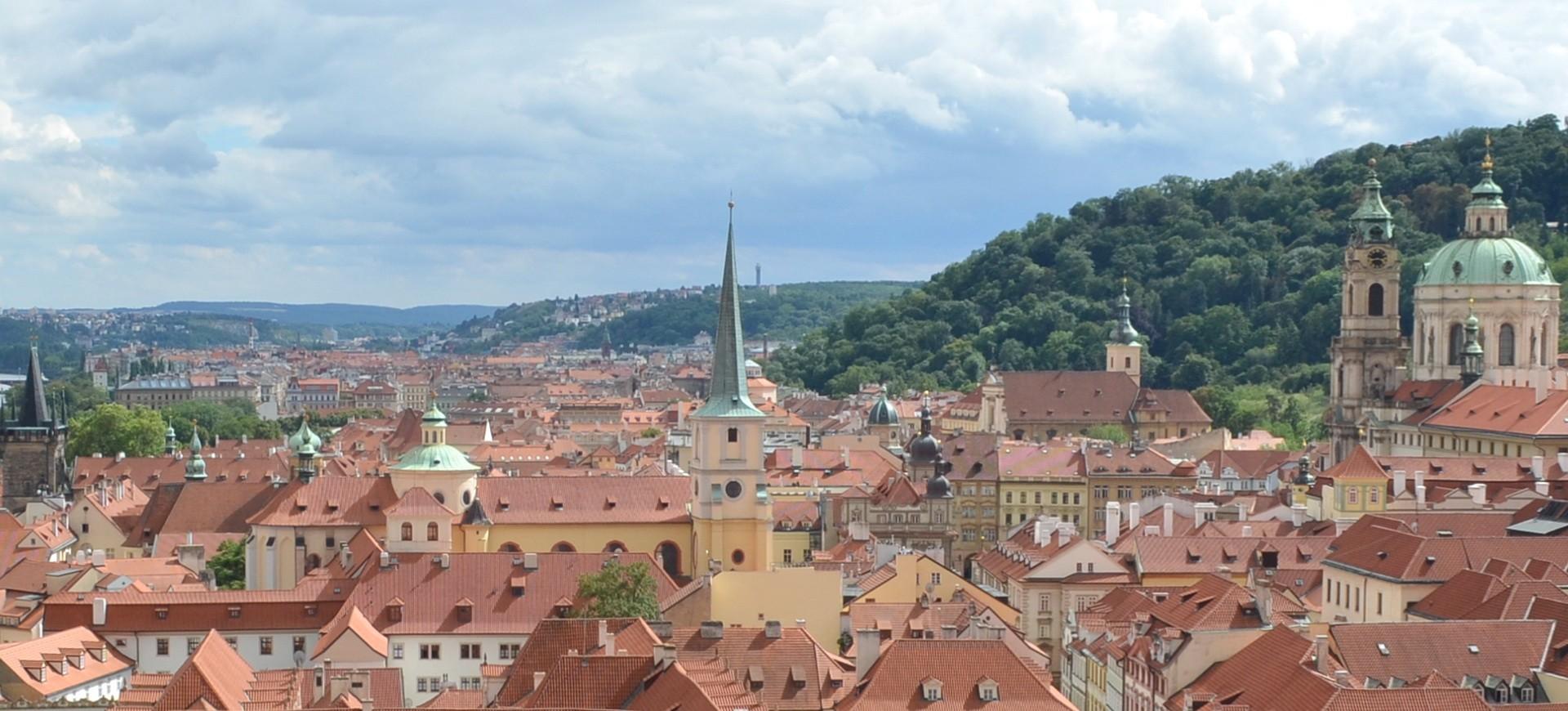 République Tchèque Prague Vieille ville Mala Strana by ZB