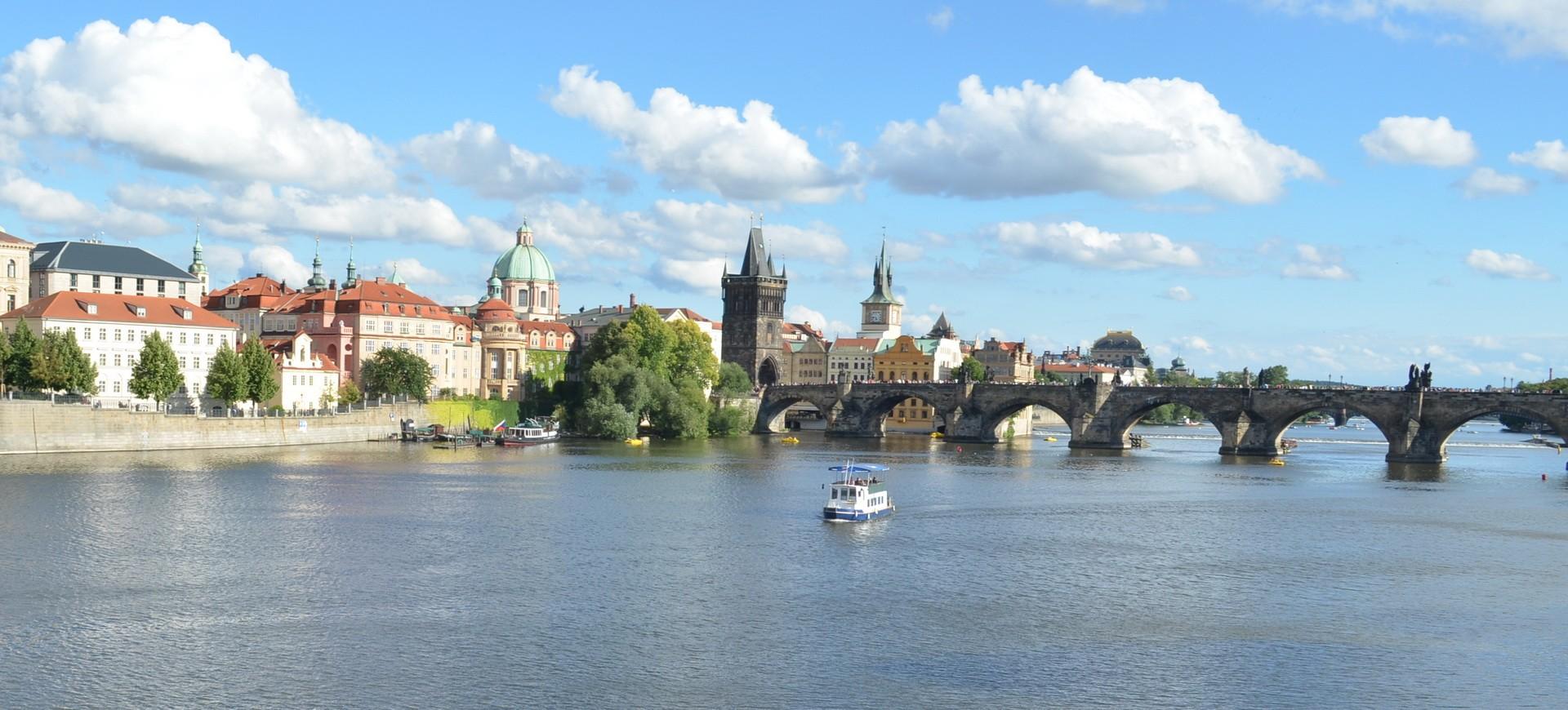 Week-end 4 jours à Prague