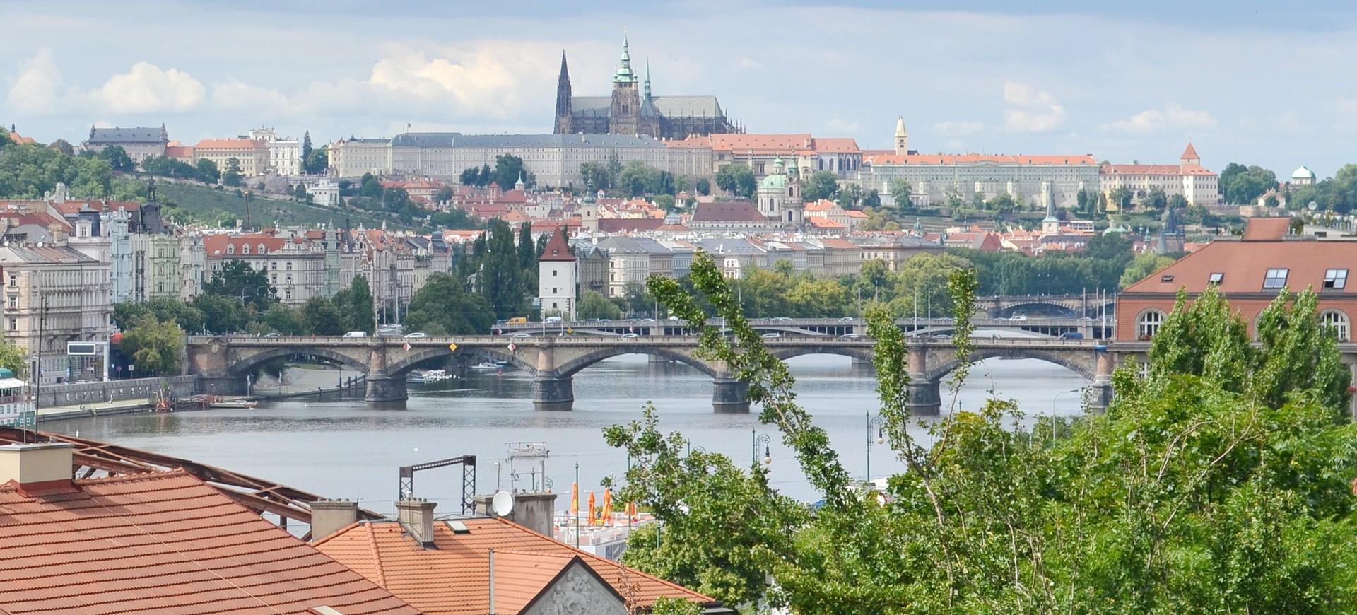 République Tchèque Tchéquie Prague by ZB