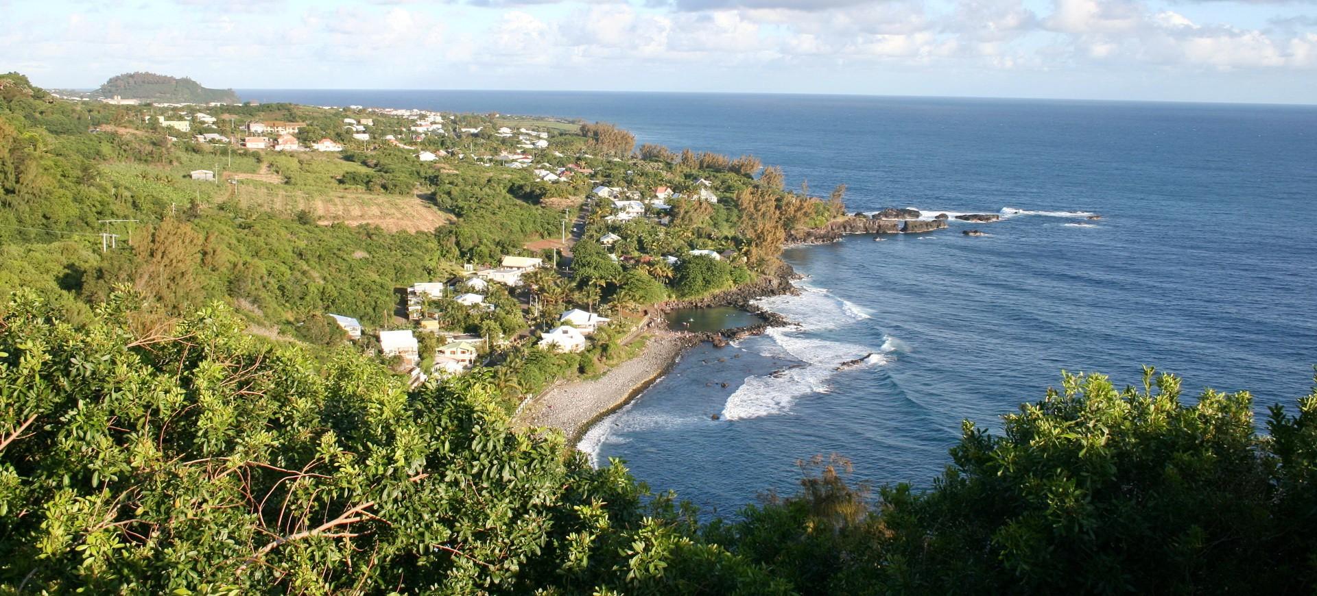 Manapani à I'île de la Réunion