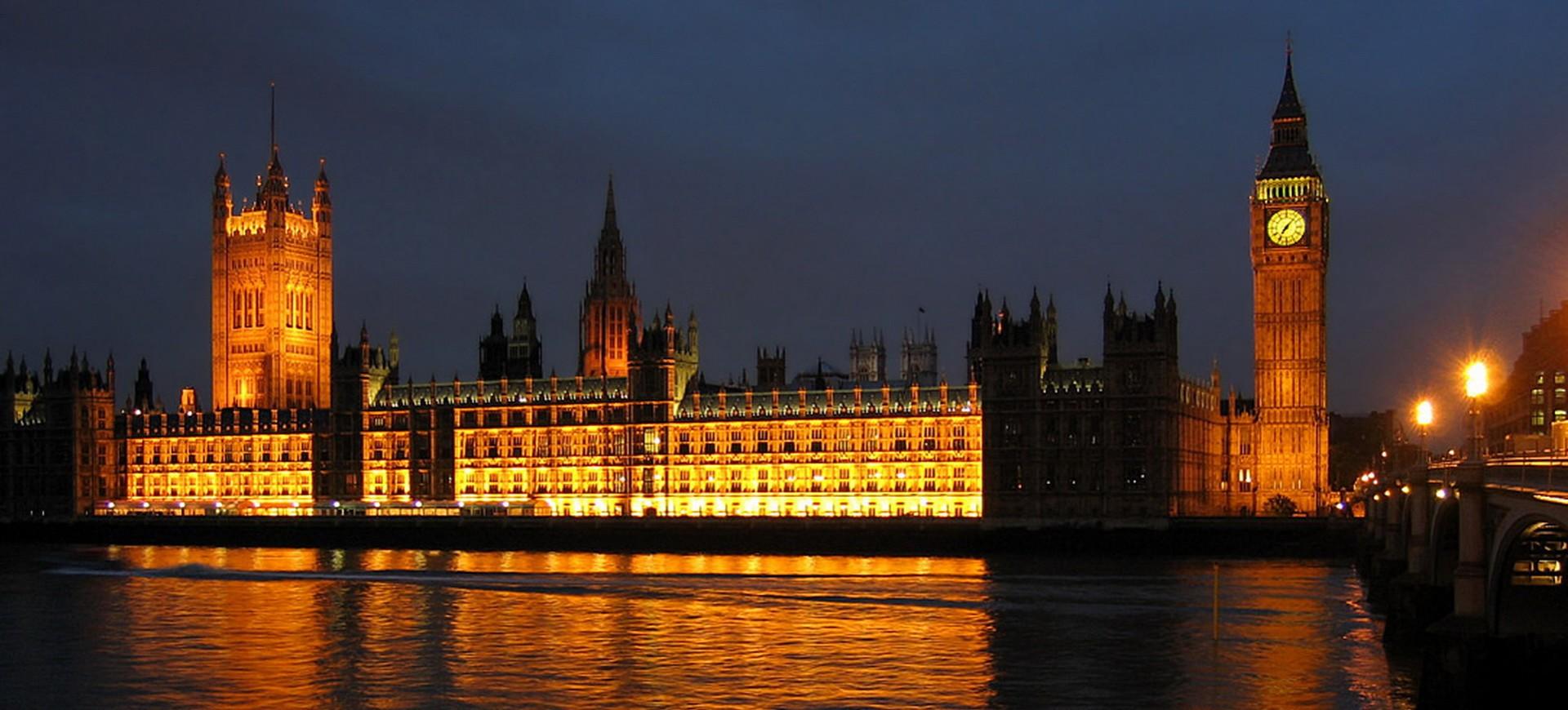 Royaume Uni Londres Palais de Westminister