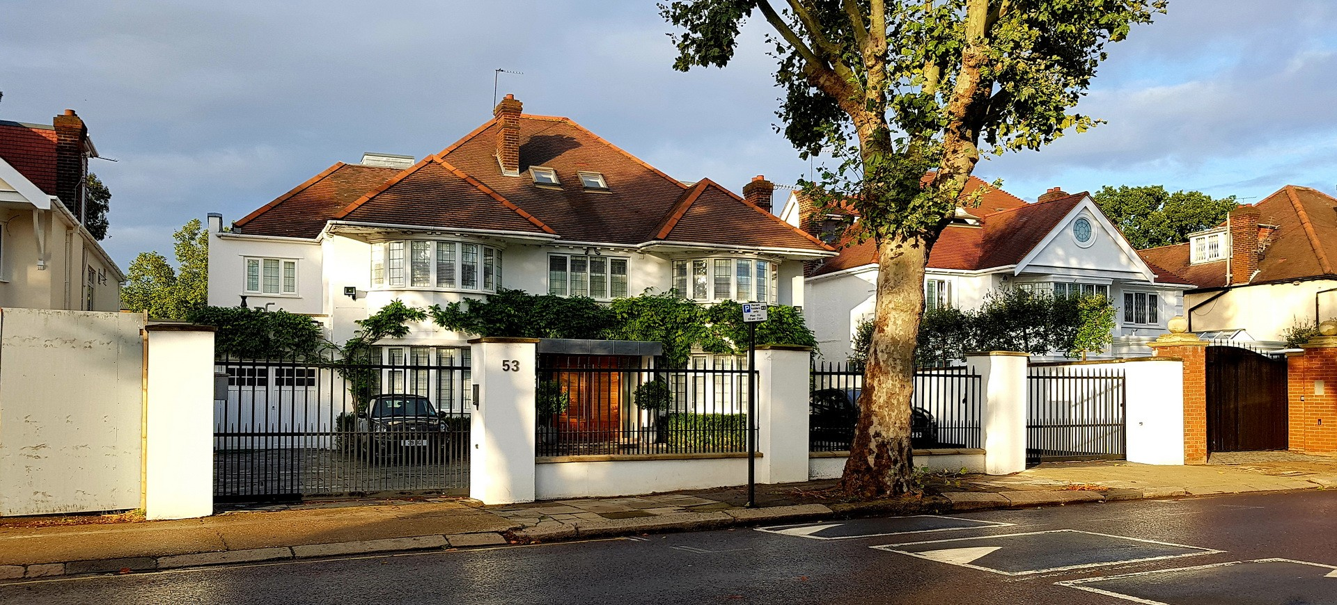Royaume Unis Londres Brondesbury by AB