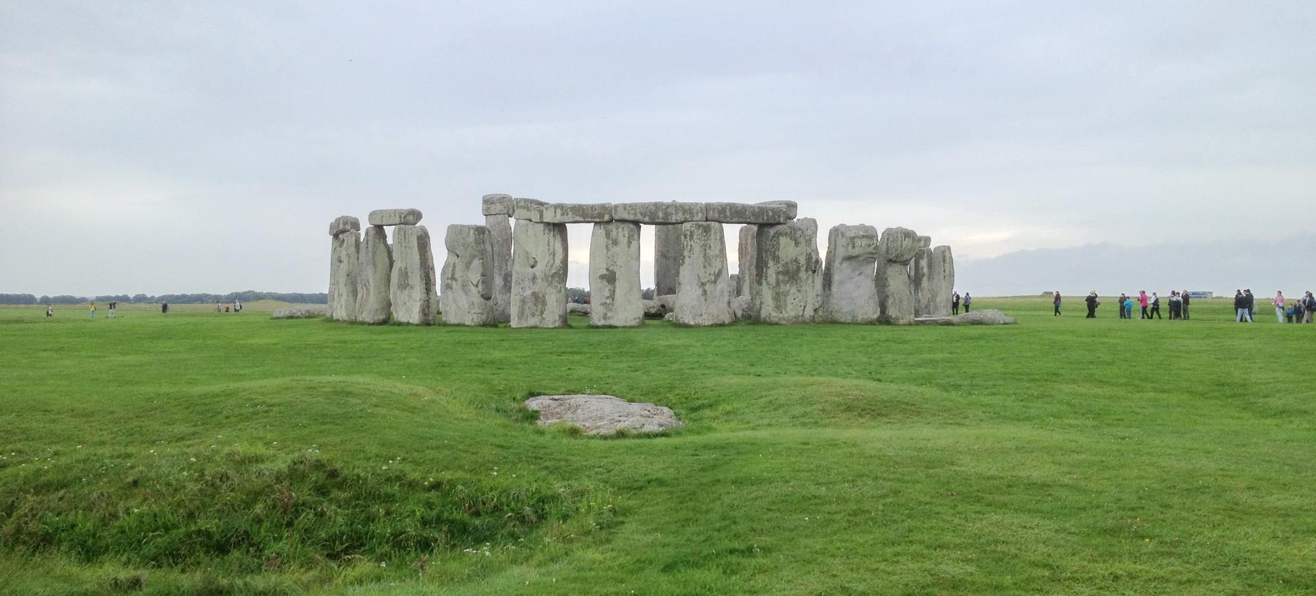 Royaume Uni Stonehenge monument mégalithique