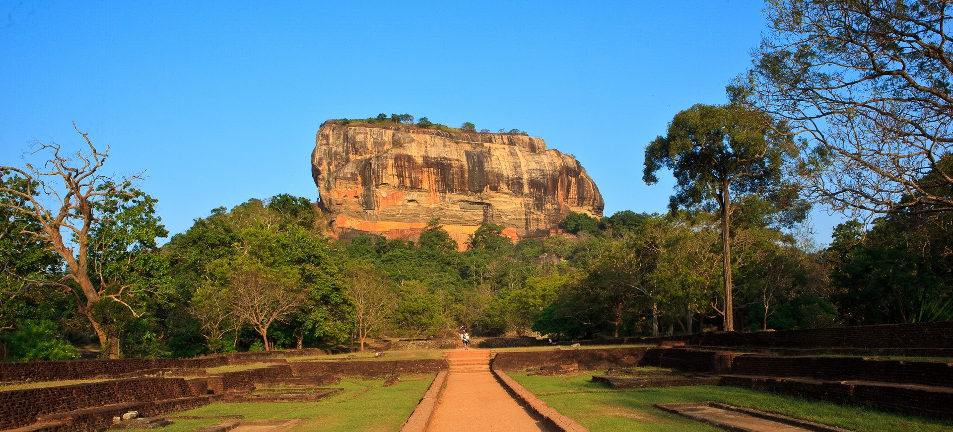 Sri Lanka Sigiriya Le Rocher Sacré