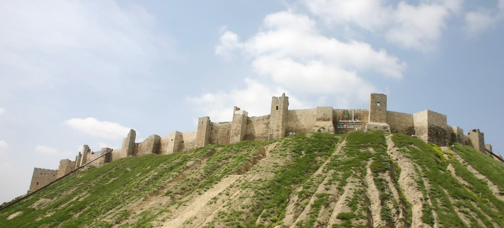 Syrie Alep Citadelle