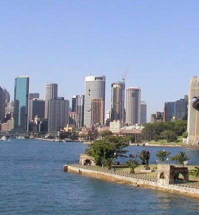 Australie Sydney Opéra
