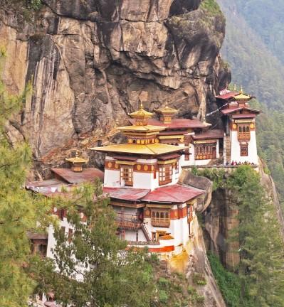 Nos voyages groupes pas chers pour au Bhoutan
