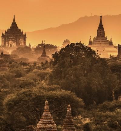 Nos voyages pour groupes au Myanmar