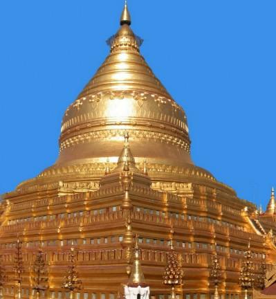 Temples, pagodes et croisière sur Irrawaddy