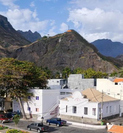 Cap Vert Praia Port