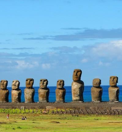 circuits Chili et île de Pâques