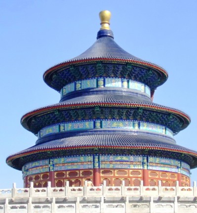 Chine Pékin Beijing Temple du Ciel 002