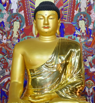 Corée du Sud Pyeongchang Temple Wolijeongsa 018