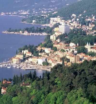 Mille îles et les Balkans