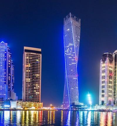Escale à Dubai