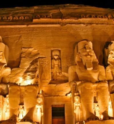 Egypte antique et les Temples Nubiens