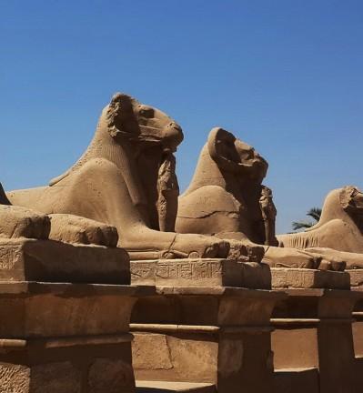 Du Caire à Abou Simbel