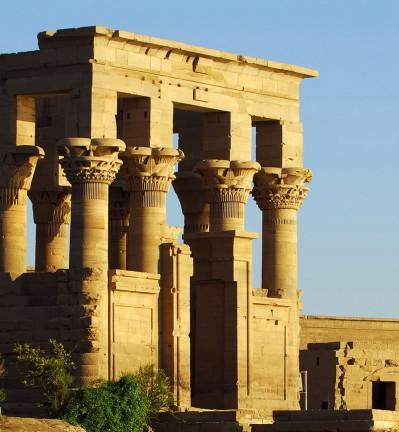 Egypte Philae Temple Isis