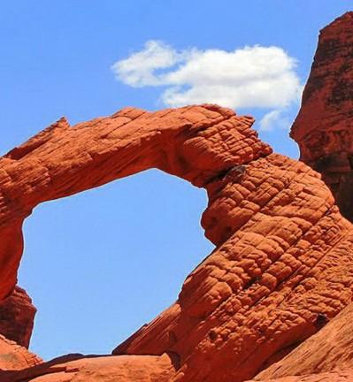 Etats Unis Utah Vallée de Feu