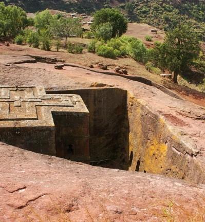 Découverte du Royaume d'Abyssinie