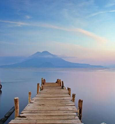 Amérique Centrale Guatémala Lac Atitlan