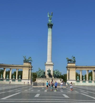 3 Capitales en Europe Centrale