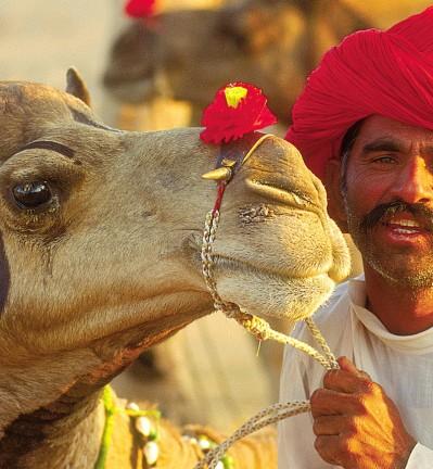 Rajasthan et Uttar Pradesh