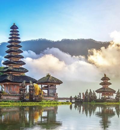 Iles de Java et Bali