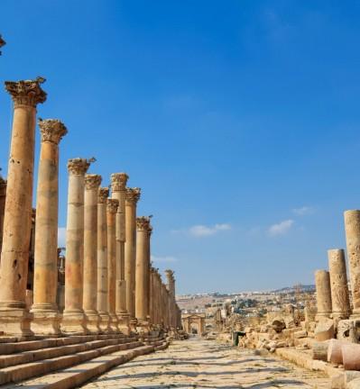 Jordanie Petra Cité des Nabatéens 026
