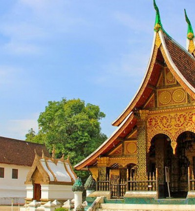 Laos Vientiane That Luang
