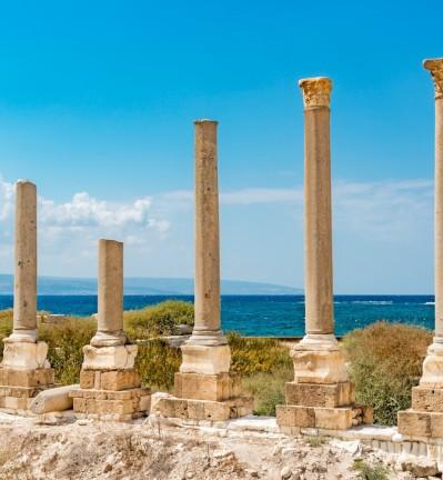 Liban Tyr le site antique 002