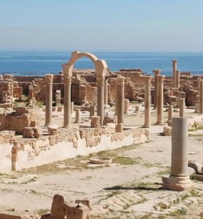 Trésors de la Tripolitaine et de la Cyrénaïque