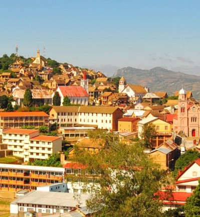 Circuits pas chers pour groupes à Madagascar