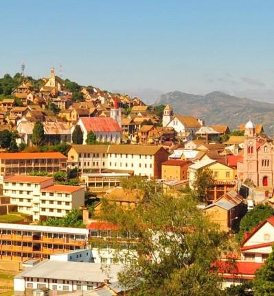 Madagascar Fianarantosa
